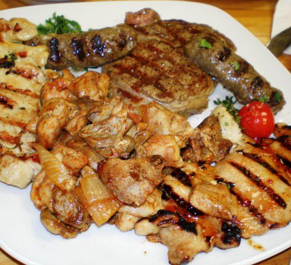 Mix-Grill-Platter
